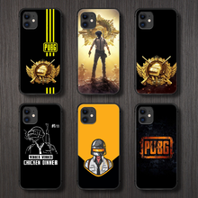 PUBG Mobile Phone Case Cover Hull For iphone 5 5s se 2 6 6s 7 8 plus X XS XR 11 PRO MAX