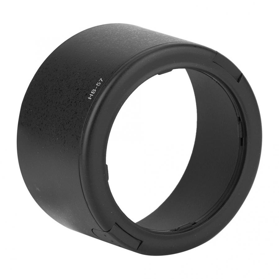 JIN Camera Accessory HB-57 Lens Hood Shade for Nikon AF-S 55-300mm F4.5-5.6G ED VR Lens Camera Lens Hood
