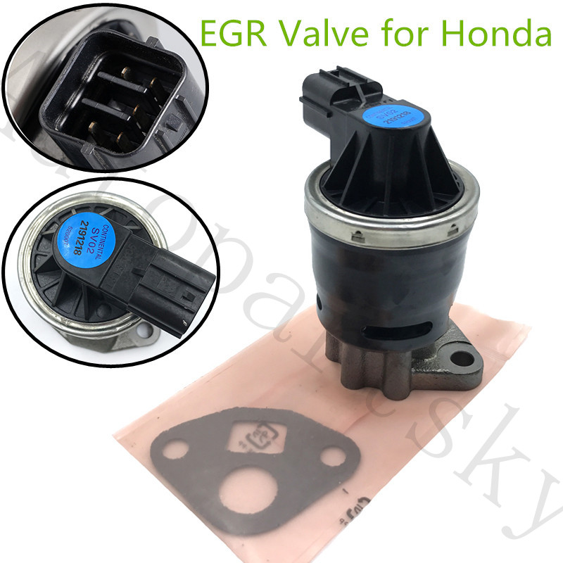 EGR Valve For Honda Civic 1.3L 1.8L Odyssey 2.3L 18011-PWA-050 18011PWA050