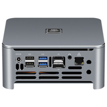 Intel Core Mini PC i9 9880H i7 9750H i5 9400H 8 ядер 2 * DDR4 M.2 SSD HDMI DP 4K 60fps 5 * USB Type-C WiFi Bluetooth Windows 10(Китай)