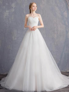 SWedding-Dress Tulle ...