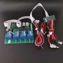 Timer-Control-Board Car-Washing-Machine Coin-Operated Power-Supply for with All-Wires