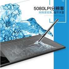 Graphic-Tablet Drawing Windows Digital Battery-Free-Pen Touch-Support Gesture VEIKK Mac