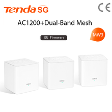 Wireless-Wifi-System Router Tenda Mw3 Home Mesh Repeater APP Whole with And Remote-Manage
