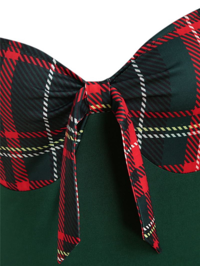 9269green with red plaid (3)