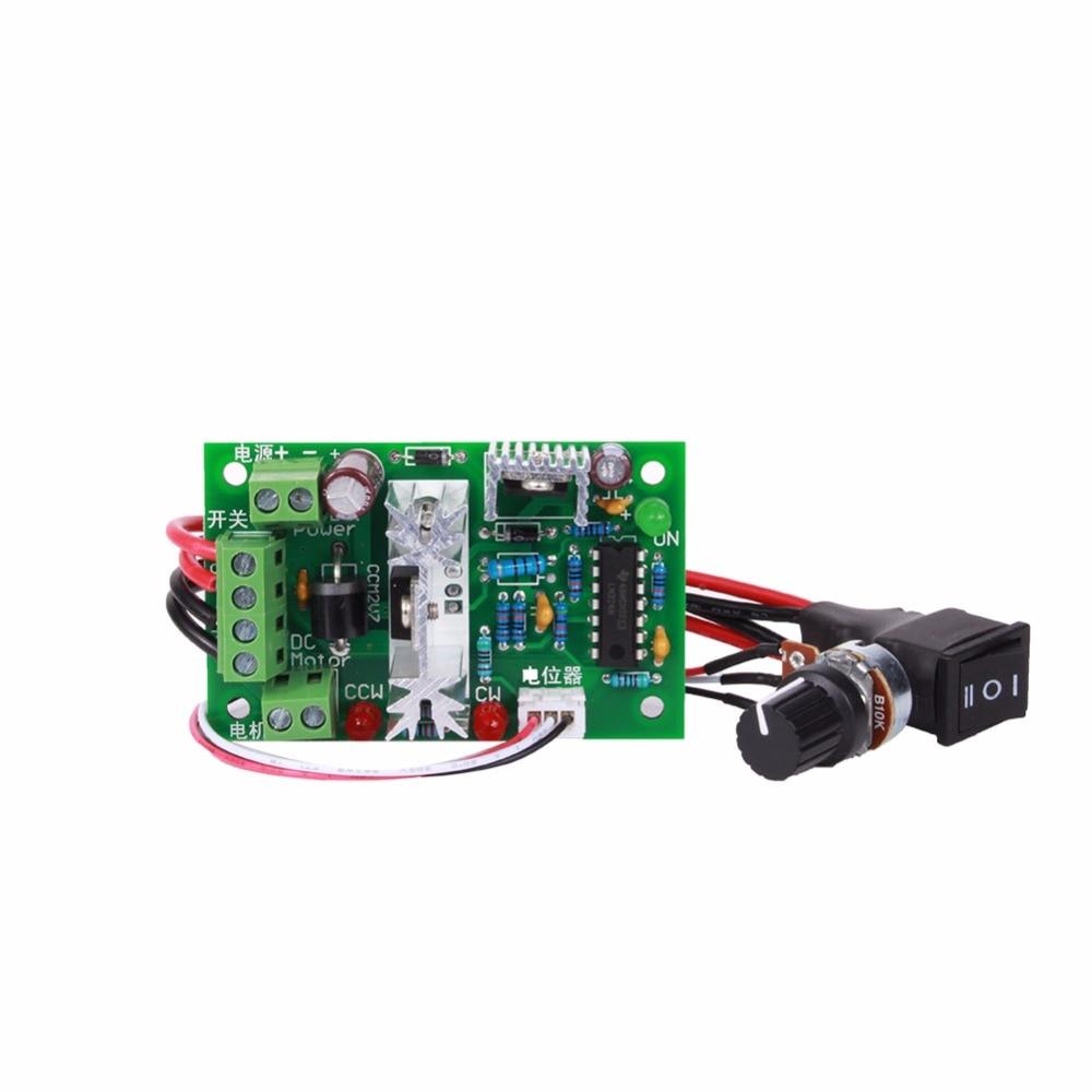 DC Motor maximumimunimun Controller