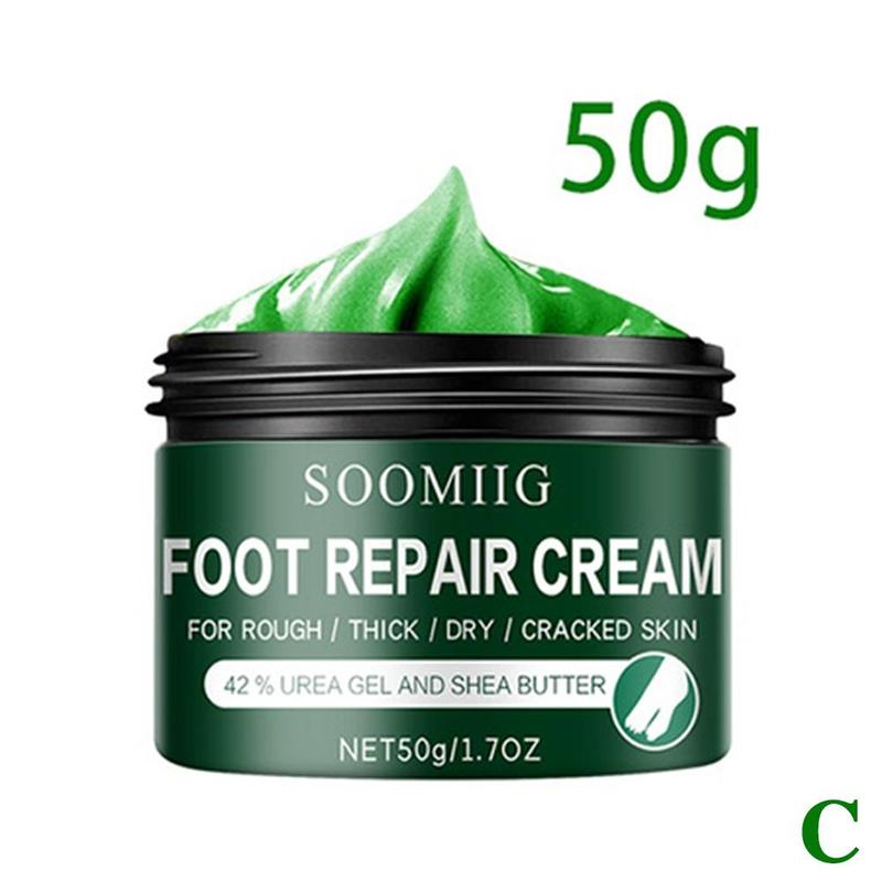 Powerful foot Moisturizer with natural ingredients