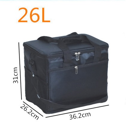 New Arrival 26L Promotion Cooler Bag with gift more ice packs Refrigerator Bolsa Thermal Bag  For Travel