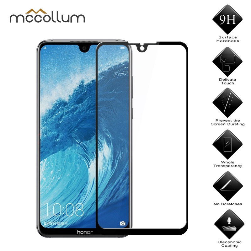 Full Cover Tempered Glass For Huawei Honor 8X Max Screen Protector Huawei Honor 9 Lite 8 Pro Mate 10 20 Lite Protective Film