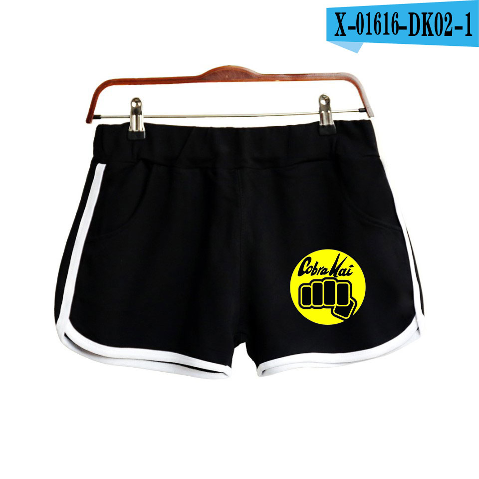 2019 New Style woman  Fitness Shorts Summer Shorts Punch Casual Gyms Bodybuilding  Shorts Breathable Short Pants Sweatpants