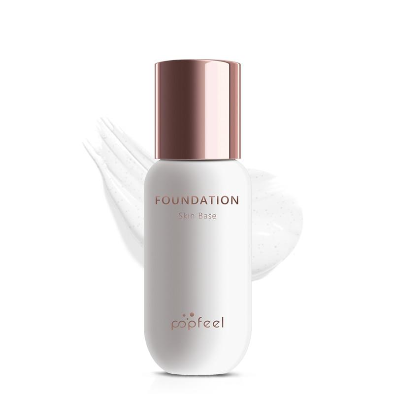 POPFEEL 30 мл основа для макияжа, меняющая цвет жидкая основа для макияжа, контроль масла, Праймер, основа для макияжа, крем