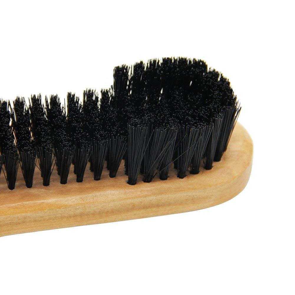 9 Inch Nylon Pool Table Brush 8.5 Wood Brush Snooker Table Clean Sweep Suit