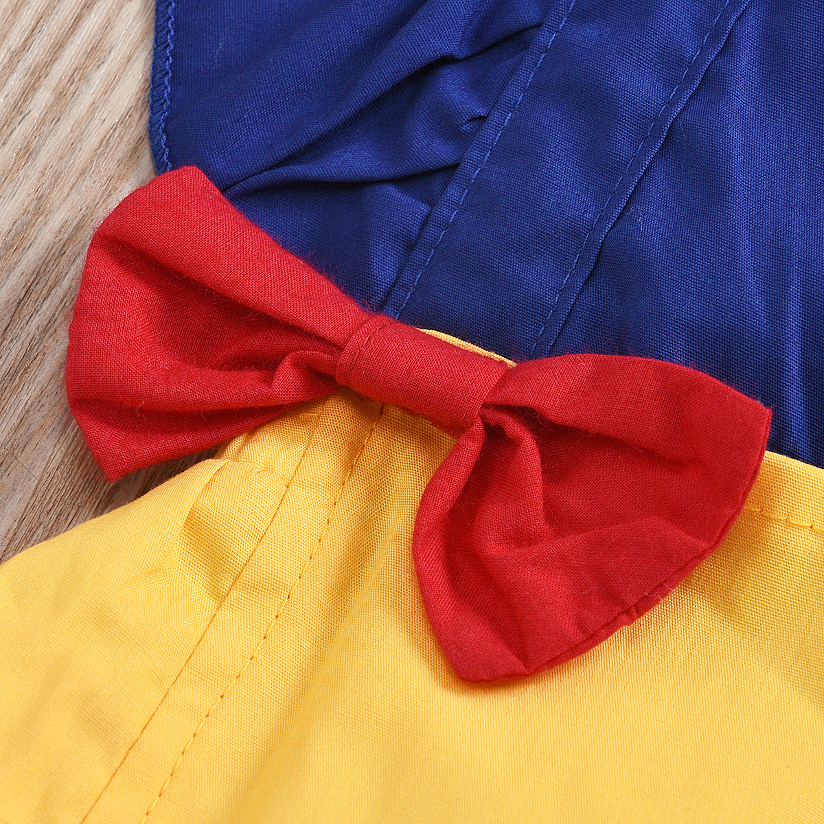 Princess Romper Costumes with Headband 8