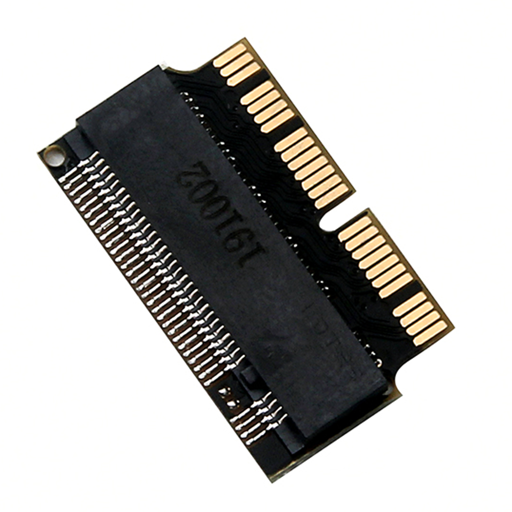Adapter M.2 NGFF SSD 12+6Pin Converter Board for 2010y 2011y MacBook Air