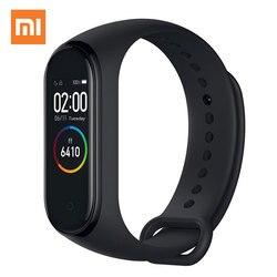 Presale 2019 глобальная версия Xiaomi mi Band 4 Smart mi band 4 браслет сердечного ритма фитнес Bluetooth 5,0 135 мАч цветной экран