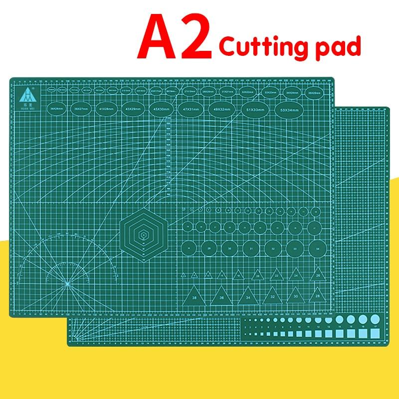 A2 9Sea Alfombrilla de corte de doble cara para papeler/ía escolar y suministros de oficina
