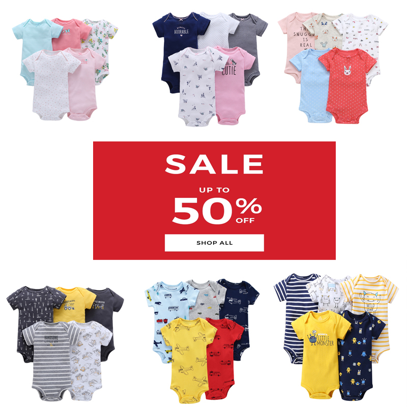 baby short sleeve o-neck bodysuit boy girl body clothes infant clothing unisex new born bodysuits 2020 spring summer costume