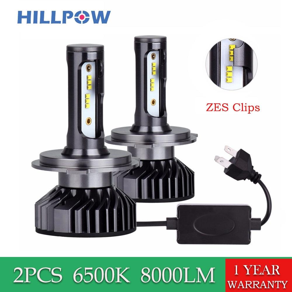 4Side 9006 72W 16000LM LED LED Headlight Kit Bulb Low Beam Bulb Canbus EMC