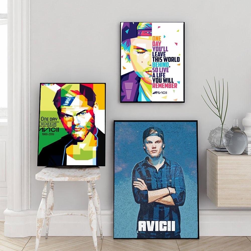 Avicii-Music-Singer-DJ-Star-Poster-Wall-Art-Picture (4)