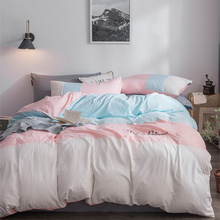 Bedding set for family Bed Sheet Duvet Cover Pillowcase