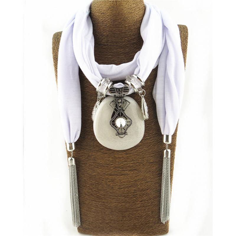 Collier foulard bijoux moins cher | OkO-OkO