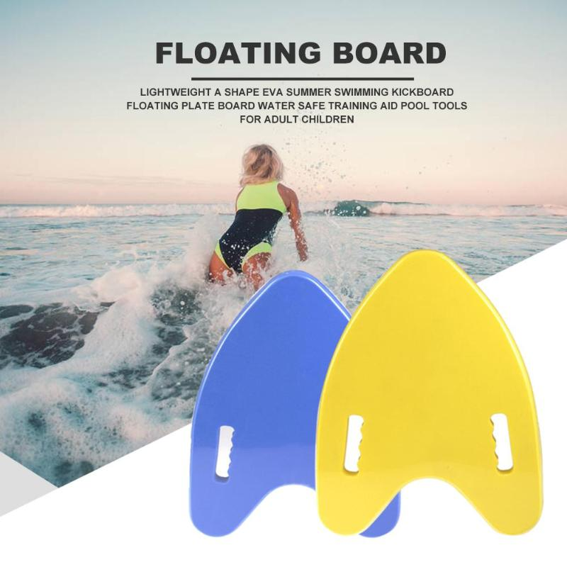 Kids Bodyboard Indoor Float Swim Training Kick Board Swimming Floats Kick Swim Training Aids for Kids