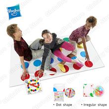 Outdoor Toys Twister-Game Sports Children Interactive-Group-Toy The-Body Hasbro for Adult