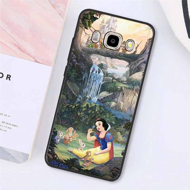 Cartoon Snow White