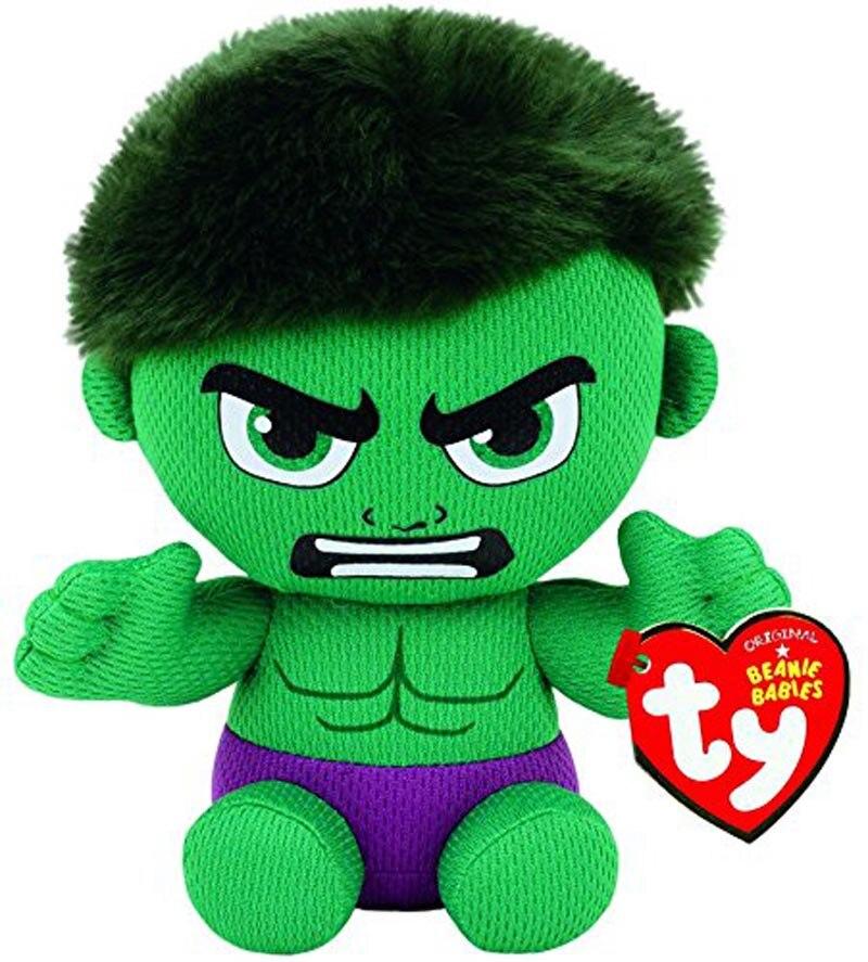 TY-Super Hero/'s Plush.