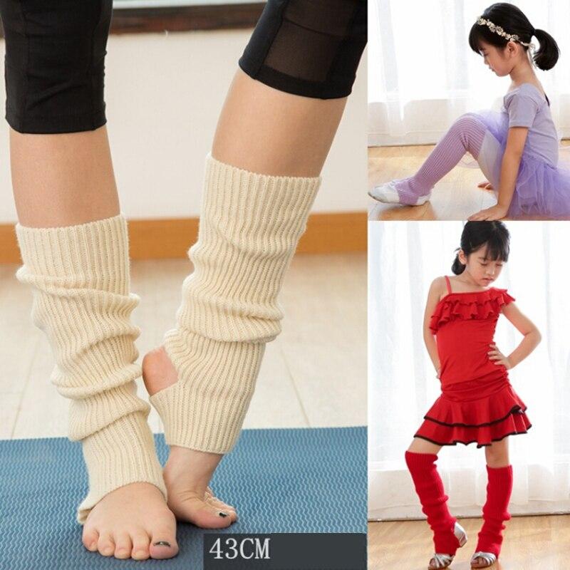 Nanxson Mujer Calientapiernas Formaci/ón Danza Pilates Ballet Yoga Calcetines Largos Legging TTW0056