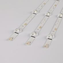 Led-Backlight-Strip UE40J5202 V5DN-395SM0 3pcs for Ua40j5200/Hg40ae460/Ue40j5000/..
