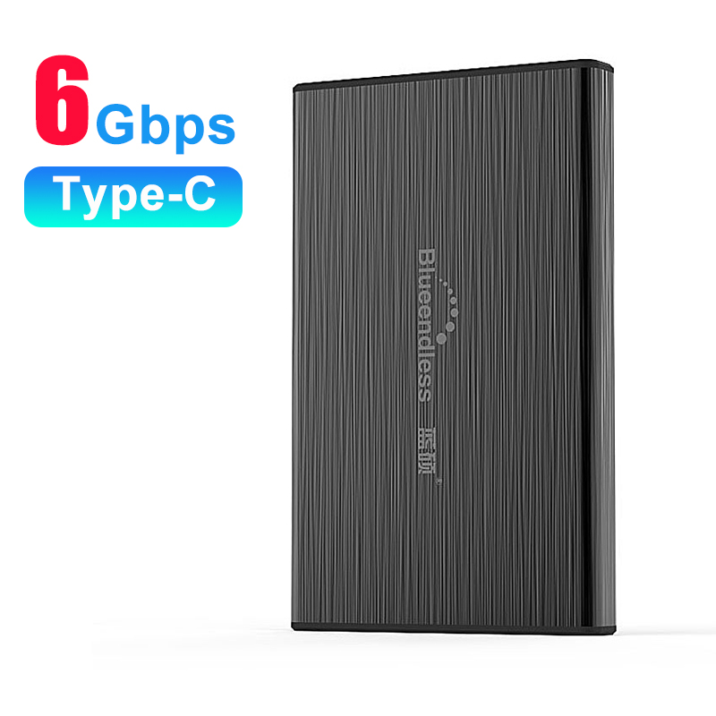 Case Hdd Enclosure Hdd-Box Hard-Disk Tablet/laptop Sata 6gbps USB for High-Speed title=