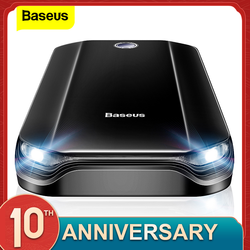 Baseus Charger Car-Starter Power-Bank Starting-Device Petrol 800A Portable Super-Power title=