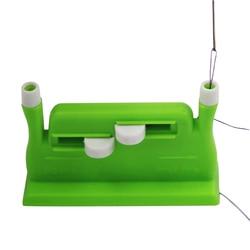 Полезный 1 шт. ручной Нитевдеватель с 5 шт. Нитевдеватель для шитья DIY Рукоделие швейные инструменты иглы вставки аксессуары