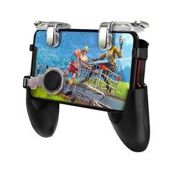 Данные лягушка для игры Pubg геймпад для мобильного телефона игровой контроллер l1r1 стрелок триггер Кнопка огня для IPhone для свободного огня