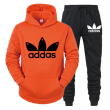New Autumn Men's Sets hoodies+Pants Harajuku Sport Suits Casual Men/Women Sweatshirts Tracksuit 2020 Brand Sportswear