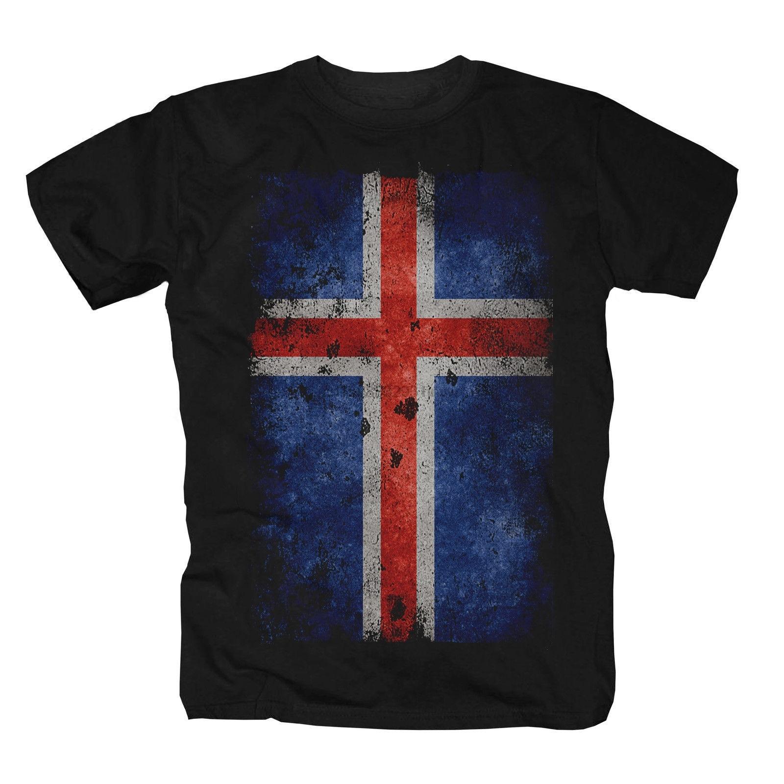 LUCKY WM 2018 Kroatien Hrvatska Herren T-Shirt Fu/ßball Weltmeisterschaft Trikot