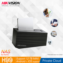 Server Network-Attached-Storage Hikvision Nas Sharing Private Cloud Home-Support Max-Hikstorage