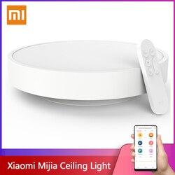 2019 новый оригинальный Xiao mi Yeelight умный потолочный светильник лампа пульт дистанционного управления mi APP wifi Bluetooth управление Умный светодиодн...