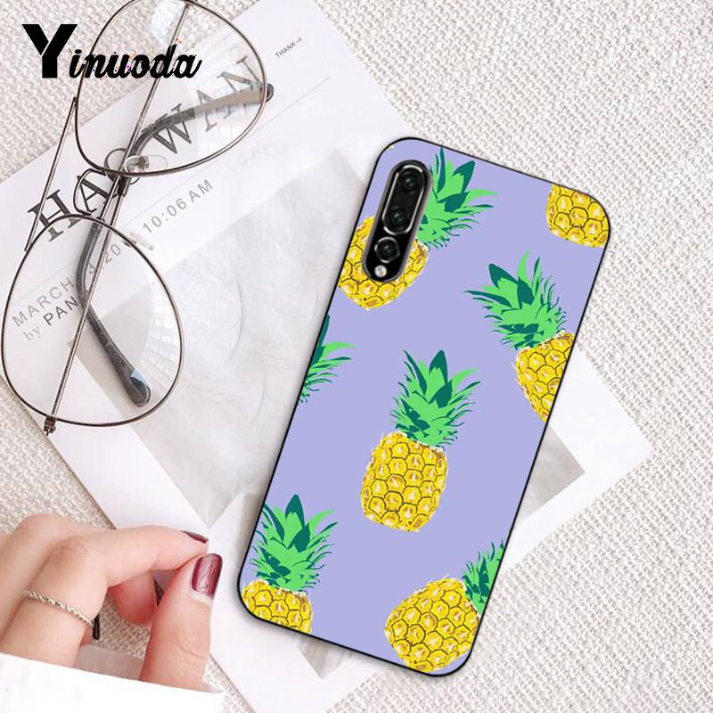pineapple Summer fruit fashion art aesthetic cute cartoon