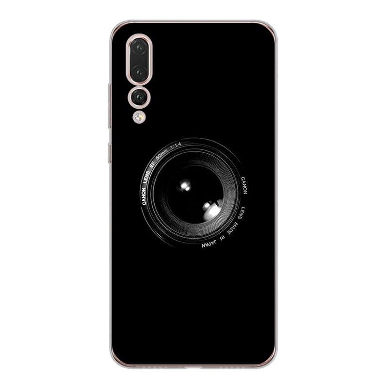 Funda carcasa camara fotos retro vintage para Huawei MATE 10 pl/ástico r/ígido
