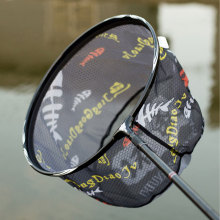 Folding Net Gear Mesh Fishing-Accessories Brail-Head Titanium-Alloy Round Small X247G