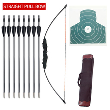 Shooting Bow Arrow-Equipment Professional-Accessories Traditional Long-Bow Outdoor And