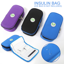 Pouch Insulin Pen Diabetic Protector Bag-Box Package Cooler Carry-Case Cold-Insulin-Insulation