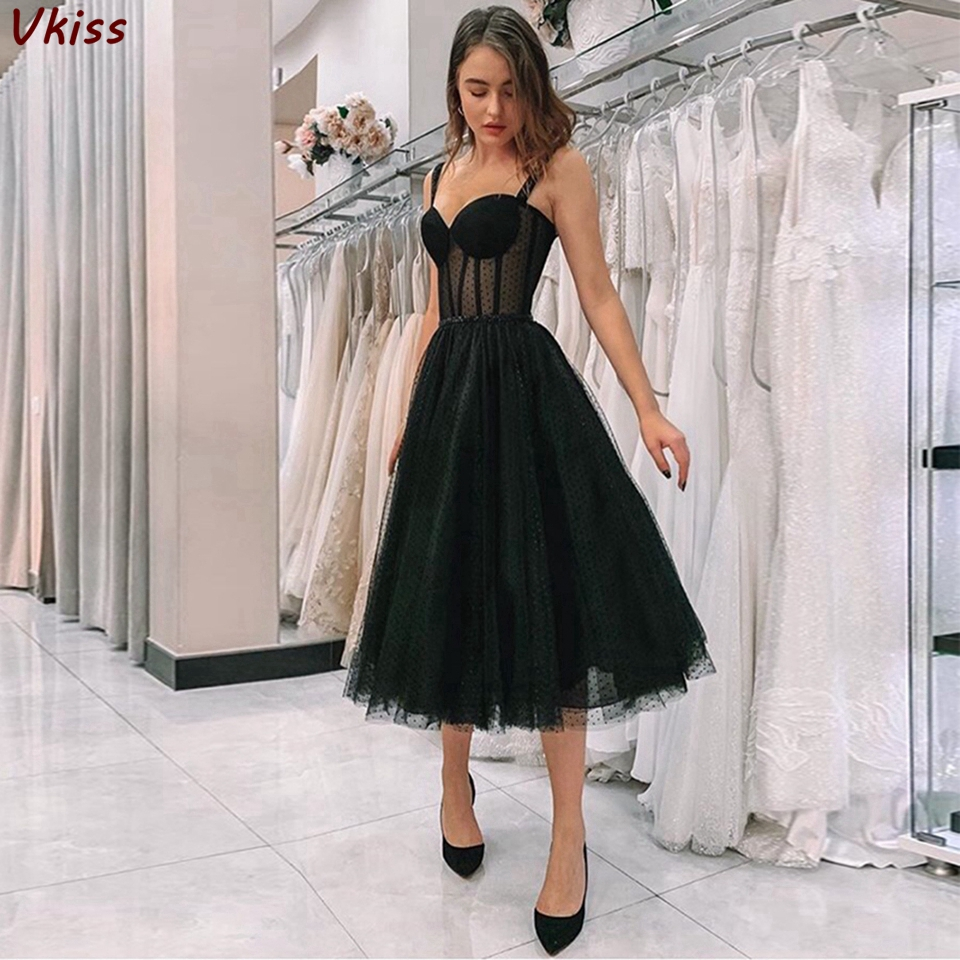 Homecoming Dresses 2020 Women Formal Party Short Prom Dresses Black Cocktail Vestidos De Gala Sexy Illusion Sexy Graduation Gown