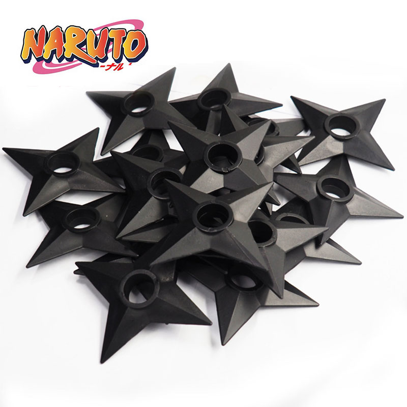 Anime Naruto Ninja Kakashi Cosplay Props Akatsuki Uchiha Itachi Kunai Weapons Armo Throwing Darts Knives