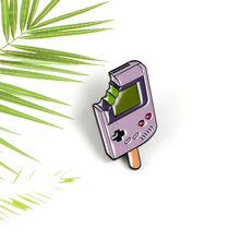 Backpack Pins Game Custom-Badge Enamel-Pin Brooch Jewelry Pin-Buckle Lapel Gift-Friends