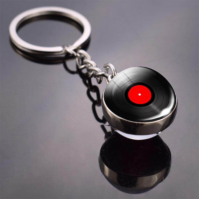 Keychain Unisex Tag keychain Accessory high quality 1PC Alloy fashion trend LP