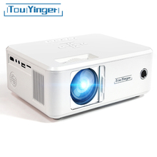 LED Beamer Support Mini Projector Video Home Theater Touyinger Full-Hd Brand HDMI LCD