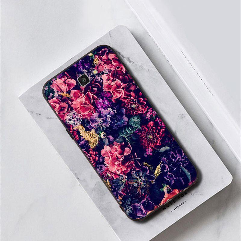 Elegant Pink Purple Peony Flower On the Vase